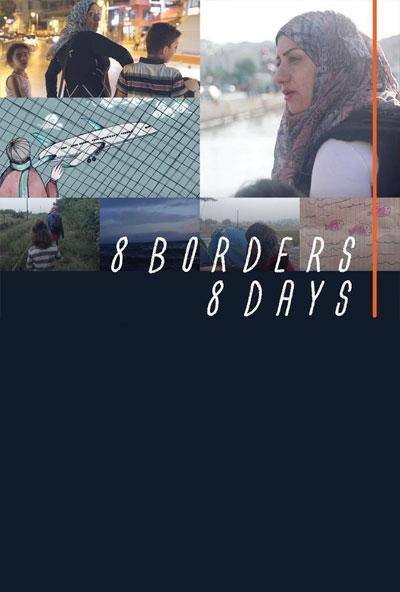 8 Borders, 8 Days