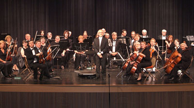 Ambler Symphony Holiday Concert and Sing-Along