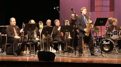 Big Band / Sinatra-Ella Concert