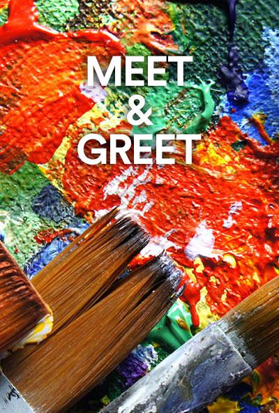 Meet & Greet Artshow