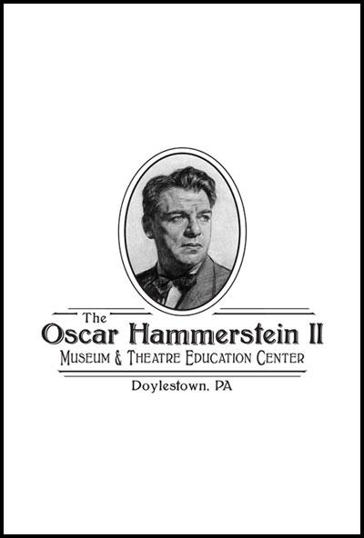 Oscar Hammerstein Museum Benefit