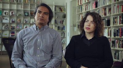 Valerie Tevere & Angel Nevarez