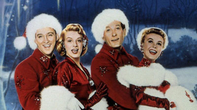 White Christmas In Theaters.County Theater